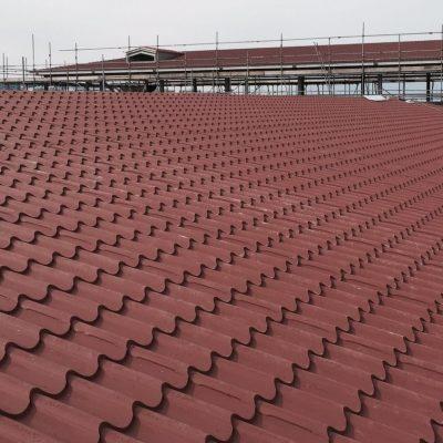 Panel tipo teja cubierta edificios-2